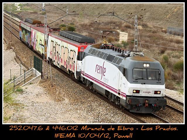 Otra 446 mas a Los Prados