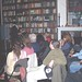 Lewis Warsh at the Graduate Center February 2005 nyc