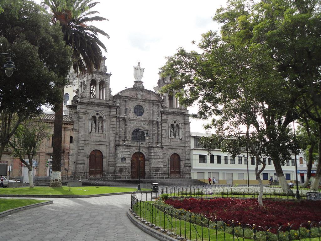 Iglesia de La Merced - Ibarra - Imbabura - Ecuador