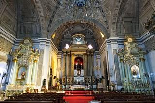 San Agustin Church, Manila the altar | by elpolodiablo