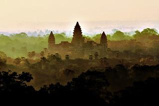 Angkor Wat at Dawn | by don_macauley
