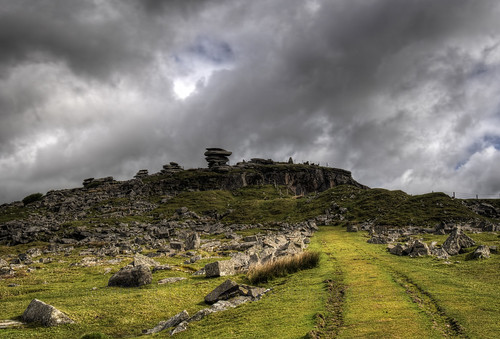 The Cheesewring, Bodmin Moor | by neilalderney123
