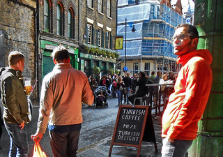 Borough Market and the Market Porter | by Dun.can