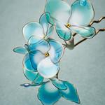 2014 紫陽花 簪 【 水の器・甕覗 】Hydrangea 01
