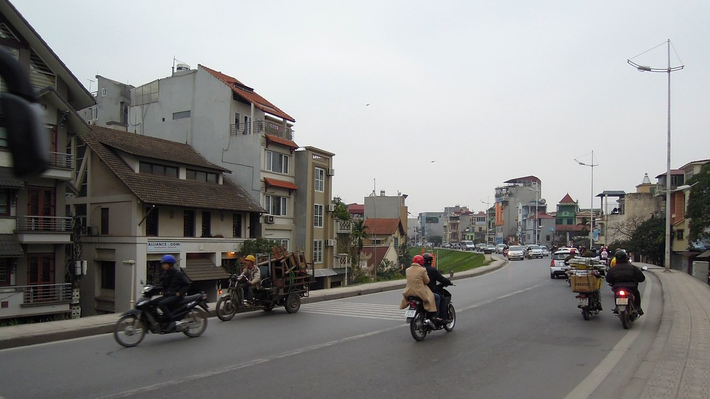 Au Co Road, Tây Hồ District, Hanoi