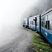 Himalayan Railway, Kurseong, India.