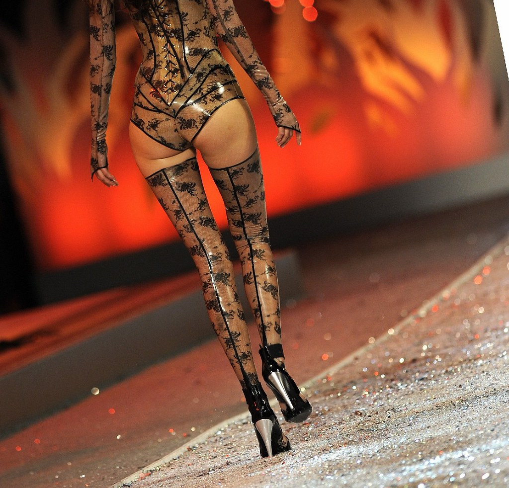 Positively Sexy Fashion Shows