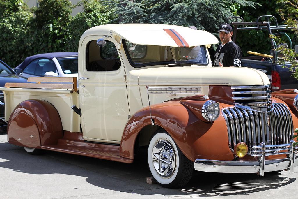 1942 Chevy Truck La Gripa Insomniakz Flickr