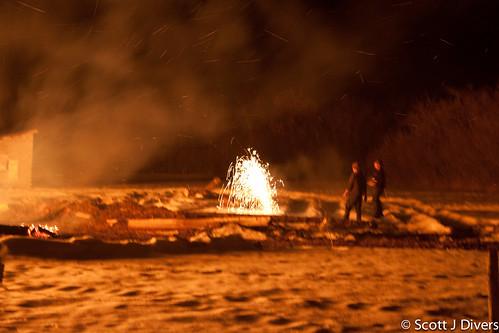 burningcow