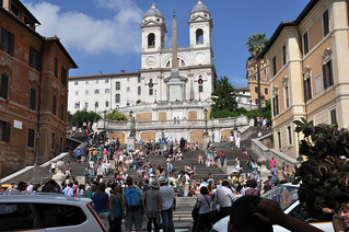 Spanish Steps | by caribb