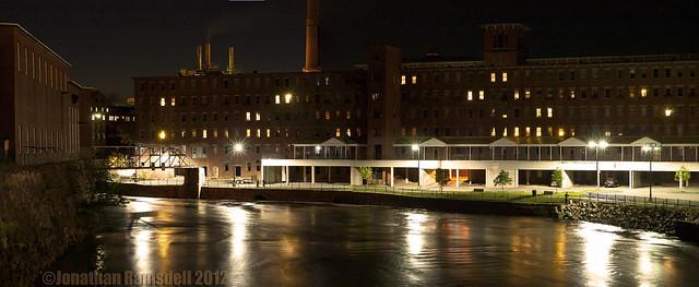 Factory Island, June 2012
