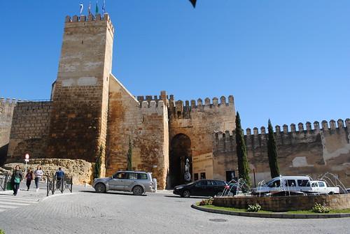 Alcazar Puerta de Sevilla, Carmona | by amores_luis