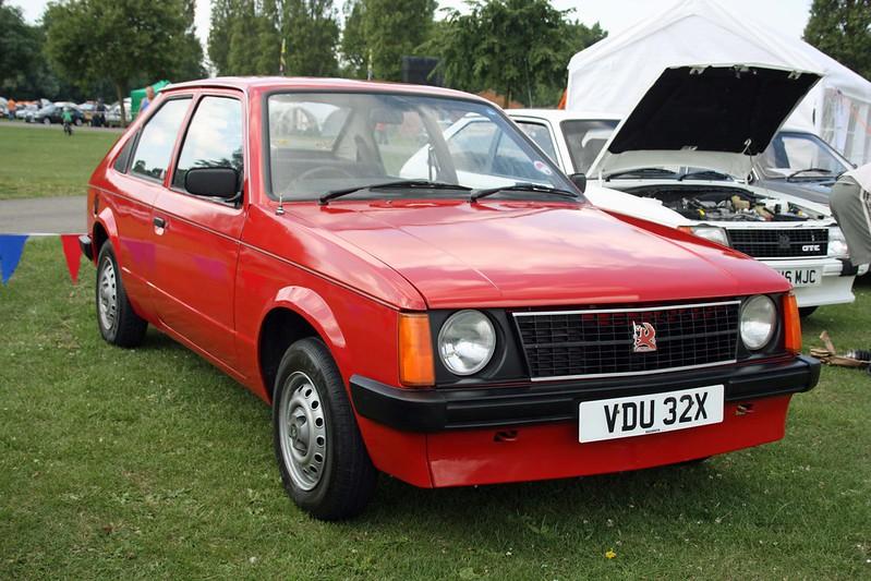 1981 Vauxhall Astra 1200S Mk1