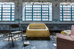 Hudson River State Hospital - Poughkeepsie, NY - 2012, Mar - 13.jpg by sebastien.barre