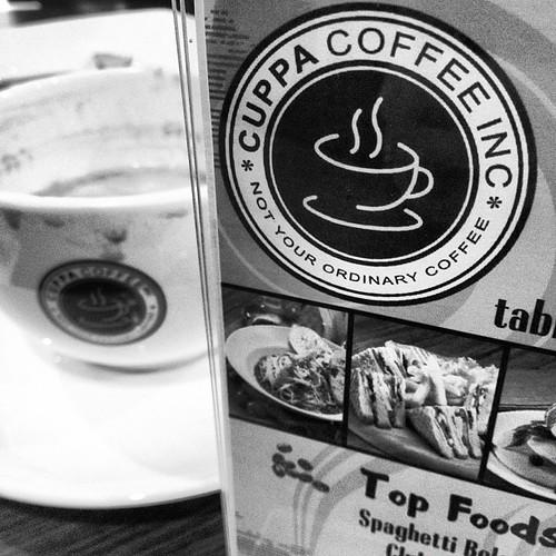 Green tea latte | by Feisal Ramon