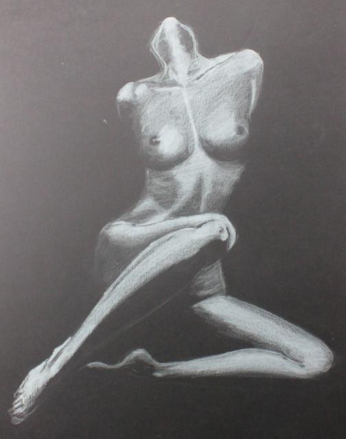 Bosquejo desnudo
