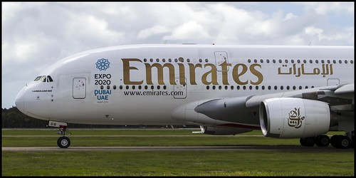 Emirates A380 taxing to Brisbane 19_3= | by Sheba_Also 15.6 Million Views