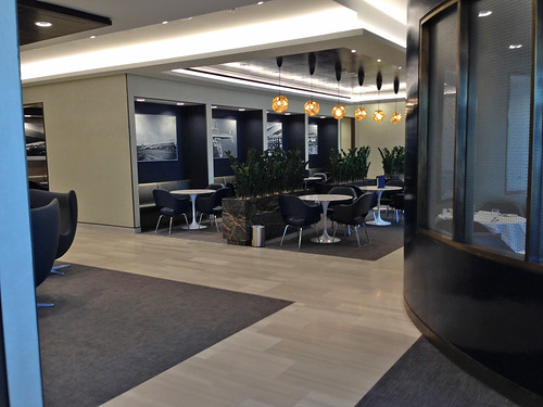 United Global First Lounge, London Heathrow | by Alan Light
