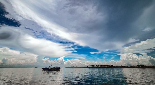 Bacolod Philippines Seascape