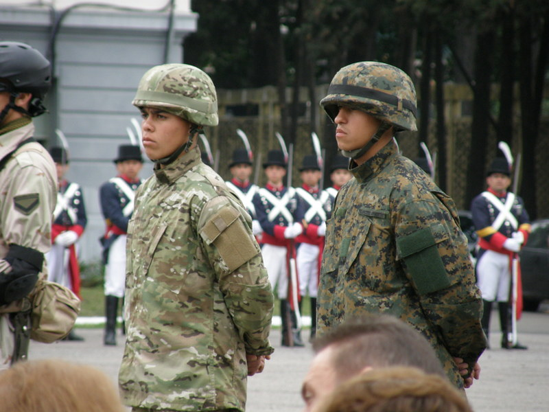 Argentine army new uniform | #Fed | Flickr