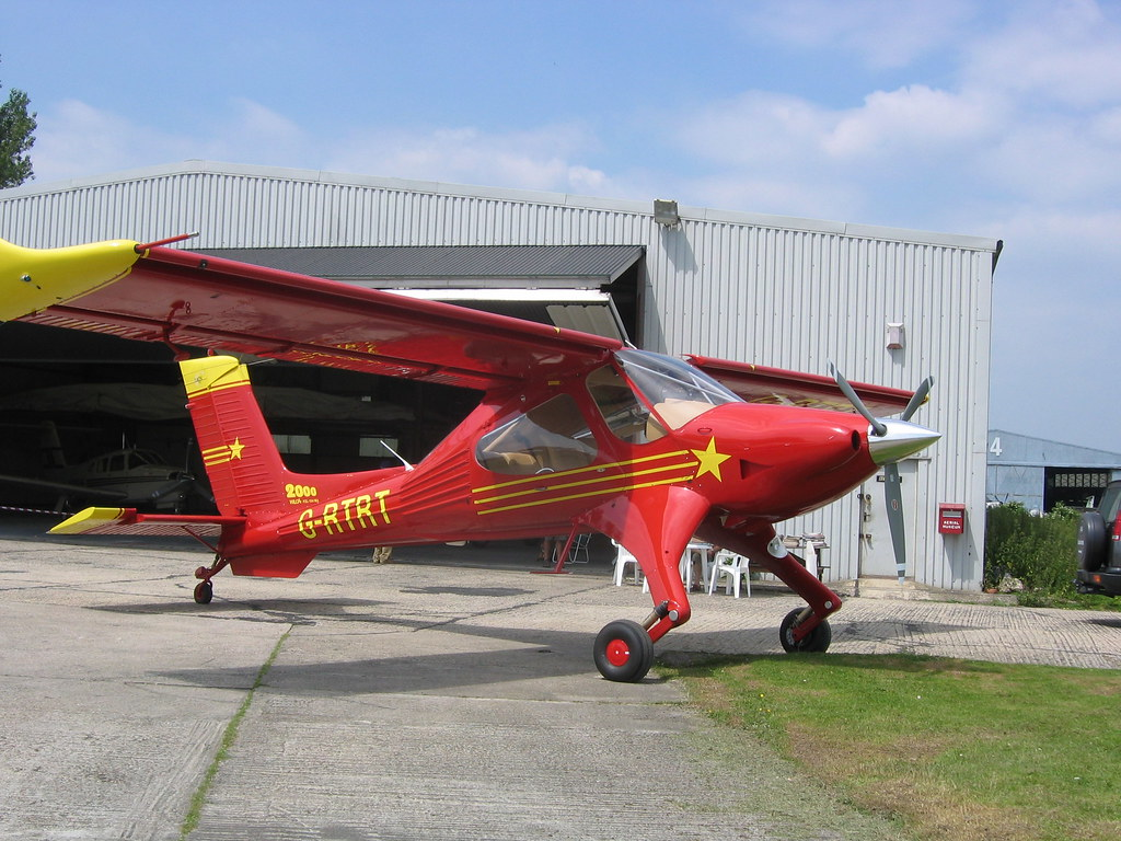G-RTRT PZL Wilga 2000 | North Weald Airfield | Graham Tiller