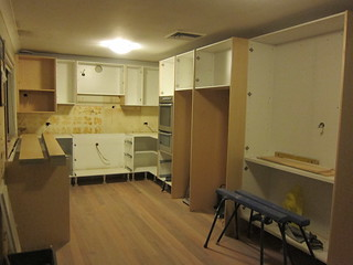 Kitchen install day 2 | by mimbles