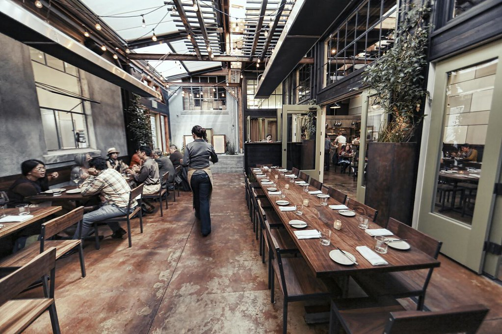 Central Kitchen Sf