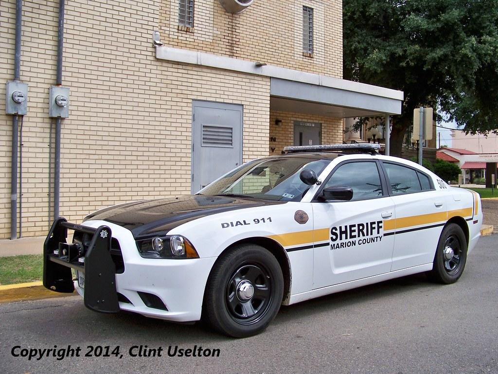 Marion County Sheriff   Jefferson, Texas   Clint Uselton