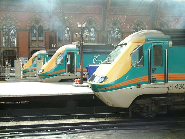 High Speed Train 66