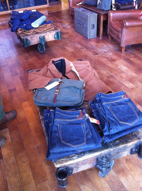 -AC Field Bags and Rucksacks now available through Rising Sun & Co.