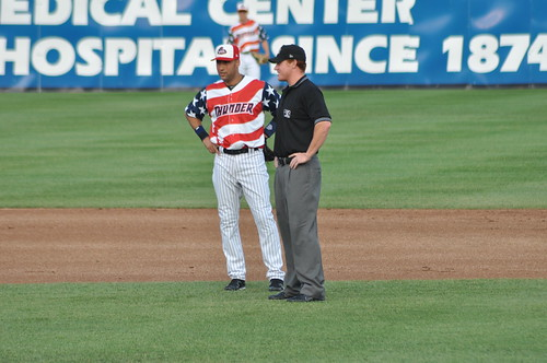 Derek Jeter Playing for the Trenton Thunder | by Daniel J. Grinkevich