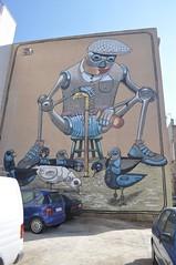 Art urbà a Cartagena