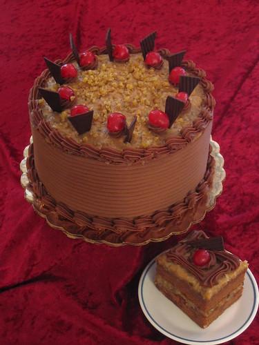 German Chocolate Cake | by Tracy Hunter