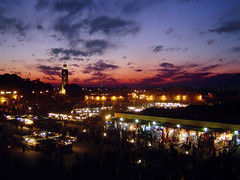 Marrakesh nights   by theeverlastingnow