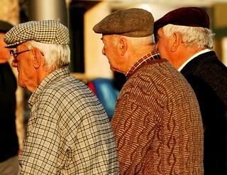 Retired fishermen   by pedrosimoes7