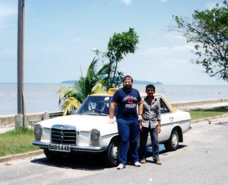 Malaysian Taxi........Really