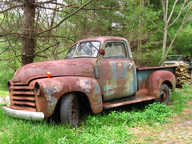 aaron's truck