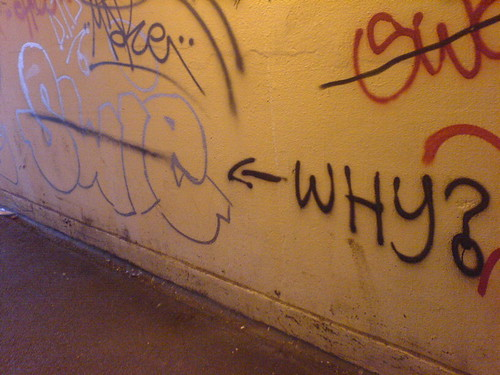 WHY? | by Martin Deutsch