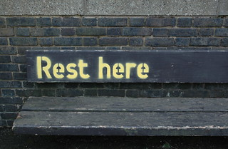 rest here | by estherase