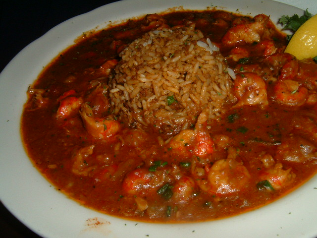 Pappadeaux S Seafood Crawfish Etouffee Vickie Dinh Flickr