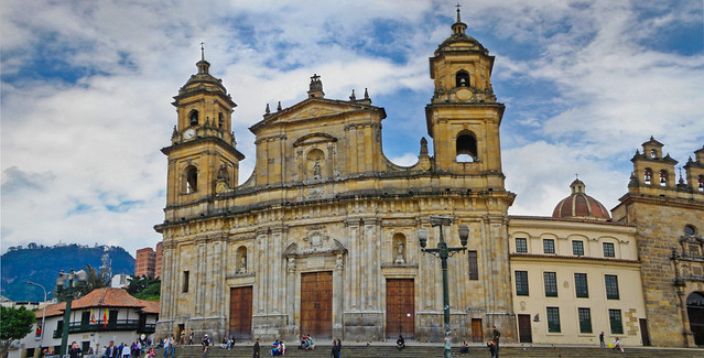 Bogota - Cathedral