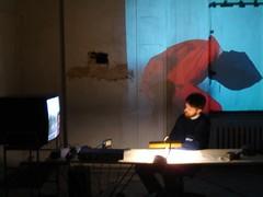 Walter im Studio | by http://gitmo.tv
