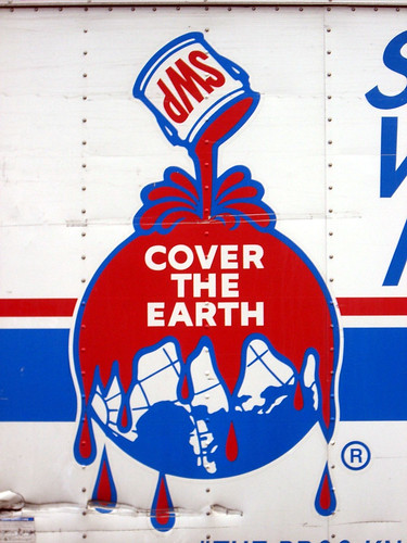Cover The Earth II | by Telstar Logistics