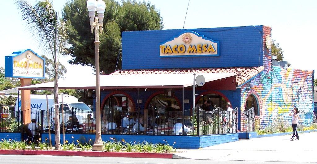 Taco Mesa, Costa Mesa, California
