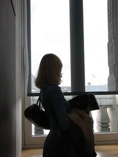 Rachel at the Window   by kahala