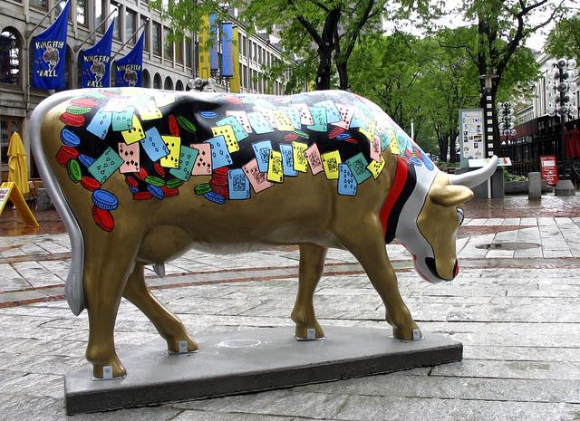 Hold-'em, Fold-'em Cow