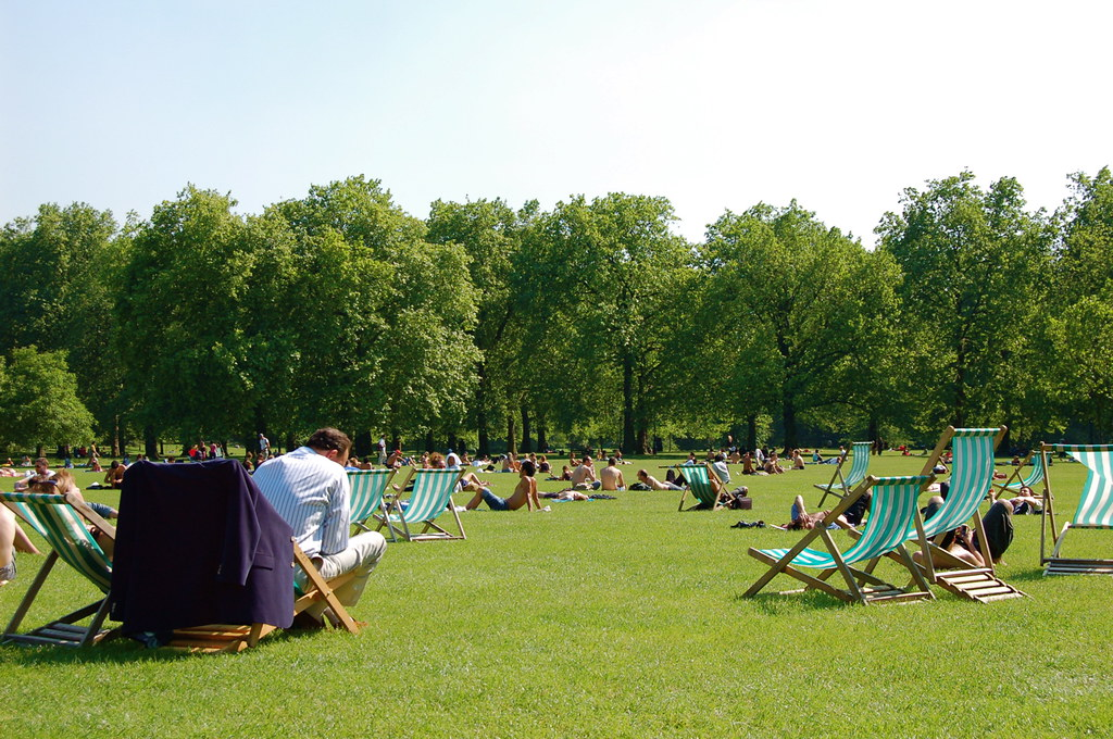 Green Park - Sunshine