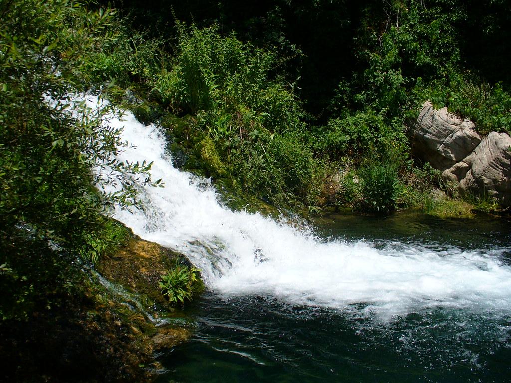 Cascada del Palancia