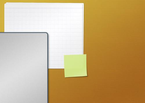 Layered Desktop