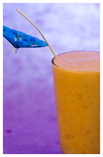 apricot smoothie | by Lara Ferroni